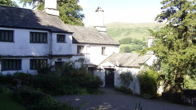 Townend, Troutbeck, Windermere, Cumbria