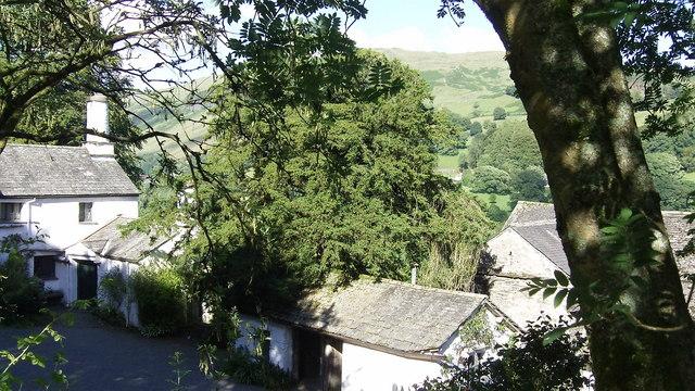 Townend, Troutbeck, Windermere, Cumbria (2)