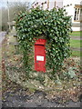ST5900 : Chalmington: postbox № DT2 75 by Chris Downer
