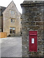 ST5802 : Chantmarle: postbox № DT2 127 by Chris Downer