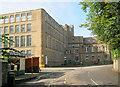SK5164 : Pleasley Vale Mills - Mill 1 by Trevor Rickard