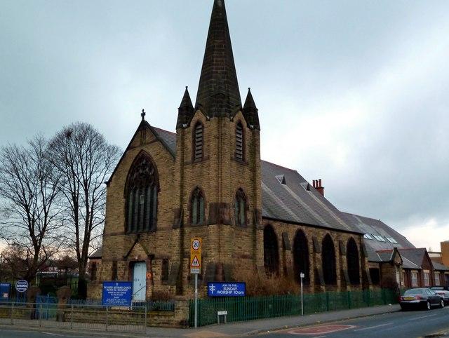 United Reformed Church, Stockport