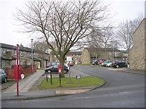SE1735 : Rowanberry Close - Stone Hall Lane by Betty Longbottom