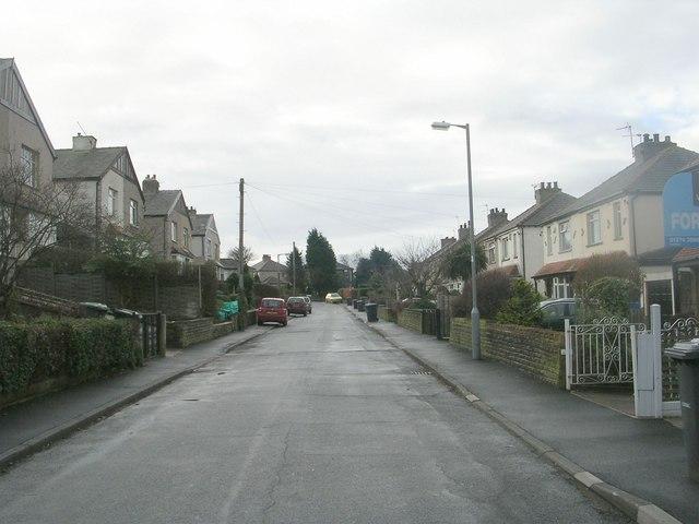 Lodore Road - looking towards Ennerdale Road