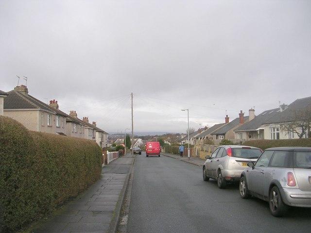 Lodore Avenue - Ennerdale Road