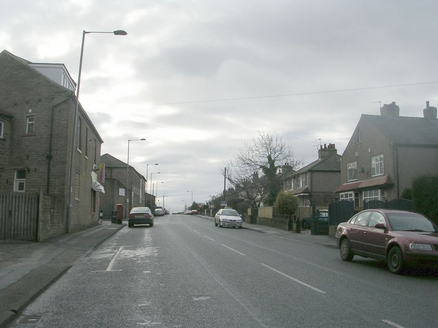 Idle Road - viewed from Ennerdale Road
