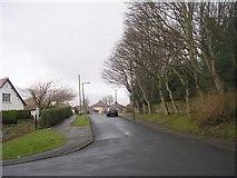SE1735 : Lodore Road - Lister Lane by Betty Longbottom