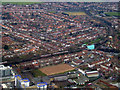 TQ1476 : Hounslow from the air by Thomas Nugent