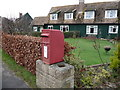 ST7008 : Pulham: postbox № DT2 150 by Chris Downer