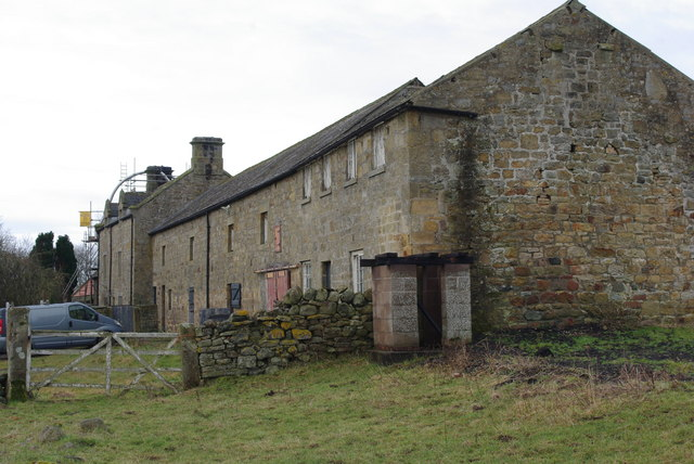 West Fenwick Farm