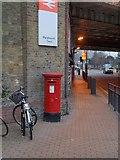 TQ2575 : Pillar box, Wandsworth by Derek Harper