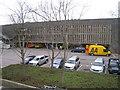 SU6452 : AA car park - Fanum House by Sandy B
