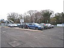SU6553 : Car Park (D) by Sandy B