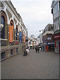 SU6351 : Wote Street by Sandy B