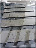 SU3715 : Plaques, OS HQ by Alexander P Kapp