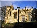 ST7366 : All Saints Church, Weston by John Brightley