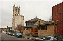 TQ3370 : Christ Church, Gipsy Hill by John Salmon