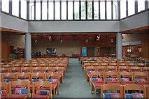 TQ3370 : Christ Church, Gipsy Hill - West end by John Salmon