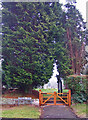 SJ6949 : St Chad's Cemetery entrance by Richard Dorrell