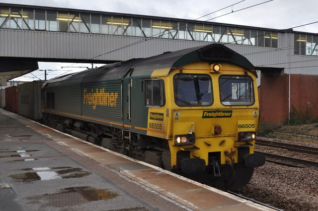 Freightliner - 66505