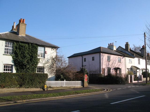 Oakley Road (A233) / Cross Road, BR2