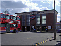 TQ1684 : Sudbury Town station by David Howard