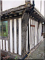 TQ8742 : Jetty detail on Hartnup House by Oast House Archive