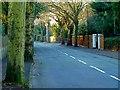 SJ7886 : Planetree Road, Hale, Trafford by Anthony O'Neil
