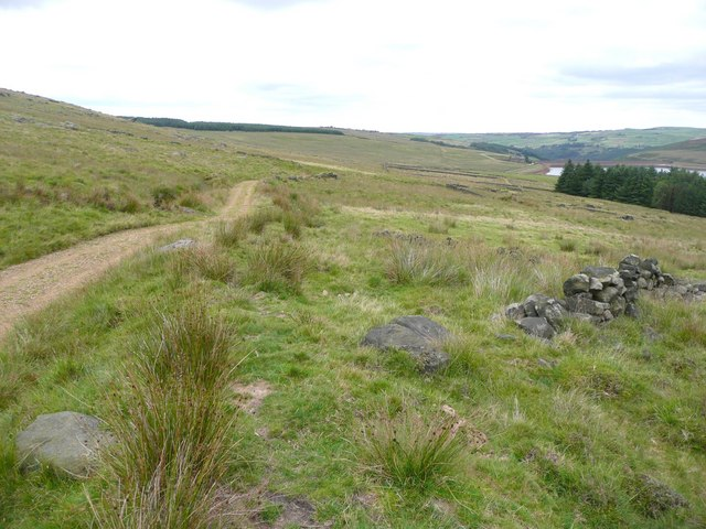 The Calderdale Way, Mytholmroyd