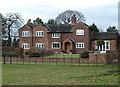 SJ8180 : Barlow House Farm, near Wilmslow, Cheshire by Anthony O'Neil