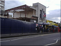TQ1885 : Wembley Central station by David Howard