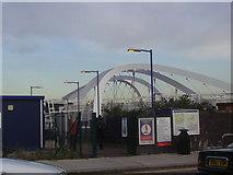 TQ1885 : Wembley Stadium station by David Howard