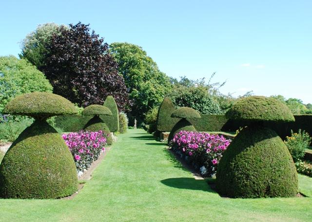 Garden at Hinton Ampner