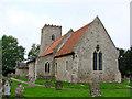 TG1506 : Little Melton All Saints church by Adrian S Pye