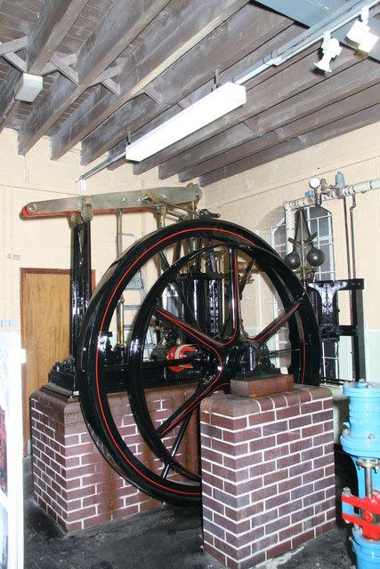 Derby Industrial Museum - grasshopper beam engine