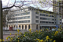 TQ3265 : Former Gas Board offices, Park Lane by Stephen Richards