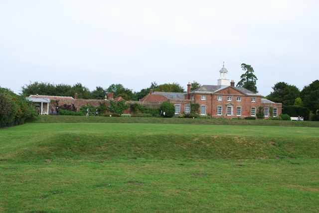 Dairy and stables at Uppark