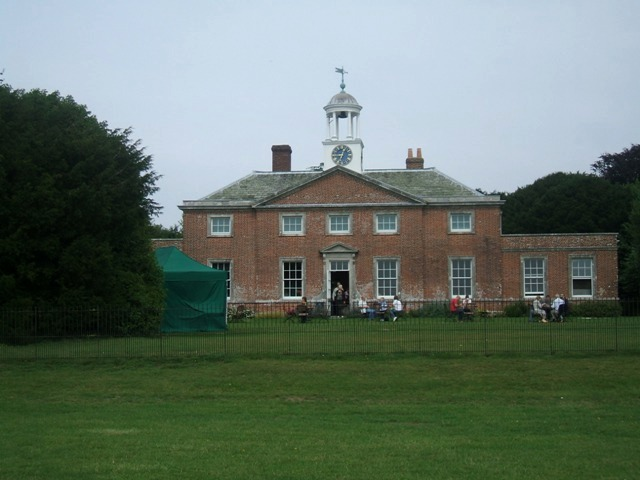 National Trust cafe and shop, Uppark