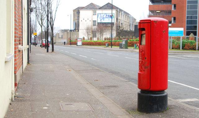Pillar box, Belfast