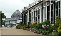 SK0573 : The Pavilion, Buxton, Derbyshire by Anthony O'Neil