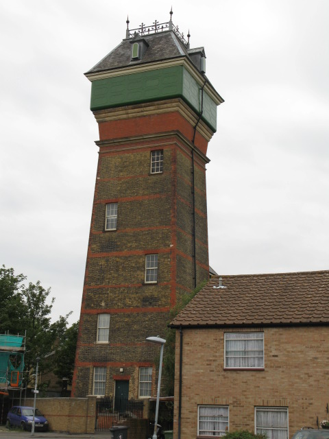 The Ladywell Water Tower, Dressington Avenue, SE4