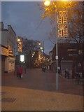 SO9496 : Bilston Lights by Gordon Griffiths