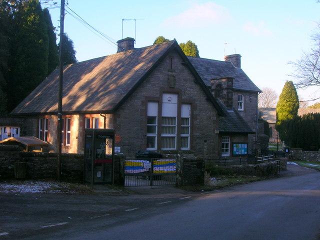 Former Ravenstonedale Primary School