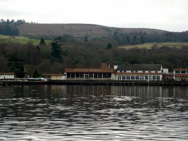 Duck Bay Marina >> Duck Bay Marina Loch Lomond C Ian S Cc By Sa 2 0