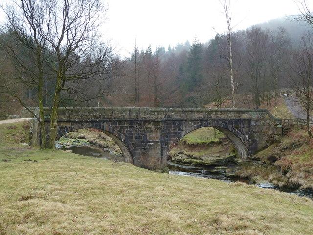 Slippery Stones Bridge
