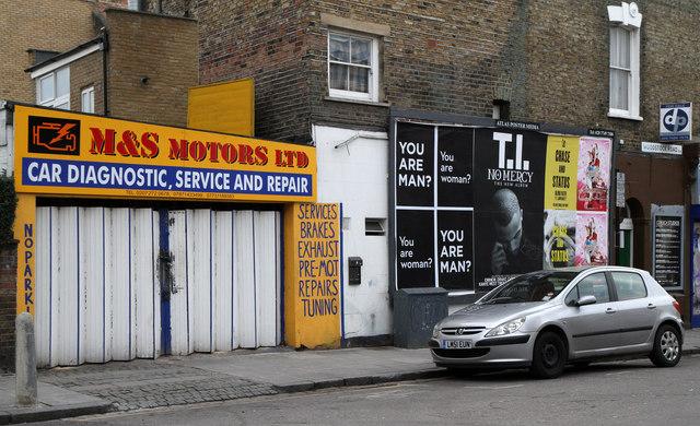 Motors and Billboards