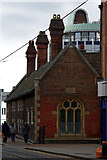 TQ3265 : Whitgift Almshouses, Croydon by Peter Trimming