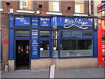 "SD8913 : ""Blue Lounge"" (Pub) 3-5 Yorkshire Street, Rochdale, OL16 1BH by robert wade"