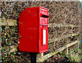 J4381 : Letter box, Craigavad near Holywood by Albert Bridge