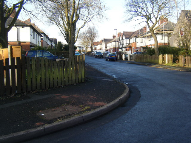 Bend in Doyle Road